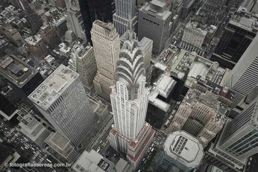 Chrysler Building, Manhatan, Nova York